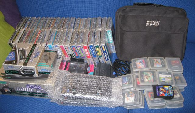For Trade/sale my Game Gear